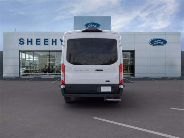 2020 Transit 350 Med Roof RWD, Passenger Wagon #GA03419 - photo 7