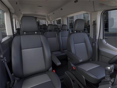 2020 Transit 350 Med Roof RWD, Passenger Wagon #GA03419 - photo 10