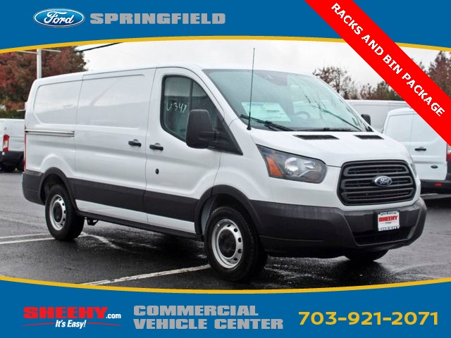 2019 Transit 150 Low Roof 4x2,  Kargo Master Upfitted Cargo Van #GA04412 - photo 1