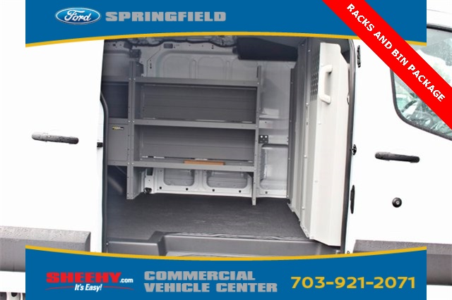 2019 Transit 150 Low Roof 4x2,  Kargo Master General Service Upfitted Cargo Van #GA04412 - photo 4