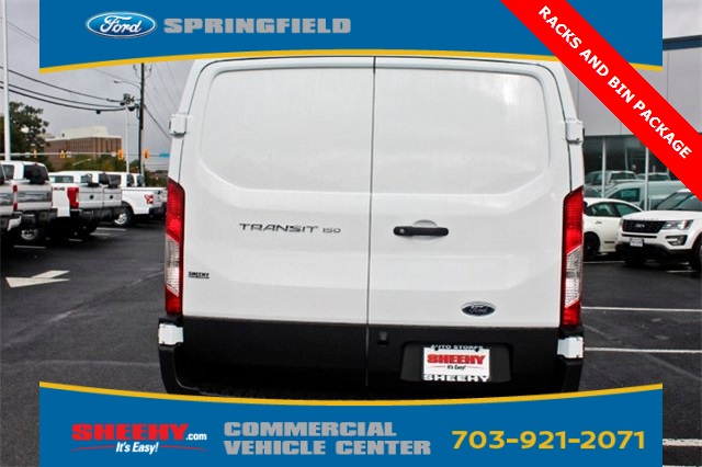 2019 Transit 150 Low Roof 4x2,  Kargo Master General Service Upfitted Cargo Van #GA04412 - photo 8