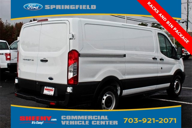 2019 Transit 150 Low Roof 4x2,  Kargo Master General Service Upfitted Cargo Van #GA04412 - photo 9