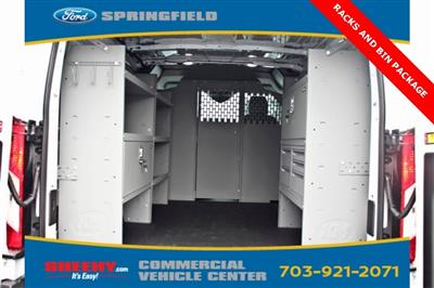 2019 Transit 150 Low Roof 4x2,  Kargo Master General Service Upfitted Cargo Van #GA04412 - photo 2