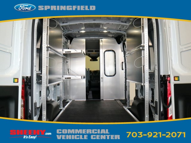 2018 Transit 250 Med Roof 4x2,  Ranger Design Upfitted Cargo Van #GA05152 - photo 2