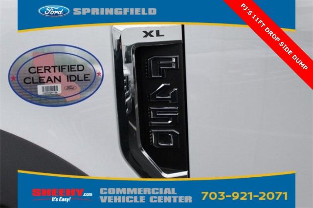 2019 F-450 Regular Cab DRW 4x4,  Rugby Eliminator LP Steel Dump Body #GA05897 - photo 13