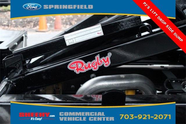 2019 F-450 Regular Cab DRW 4x4,  Rugby Eliminator LP Steel Dump Body #GA05897 - photo 9