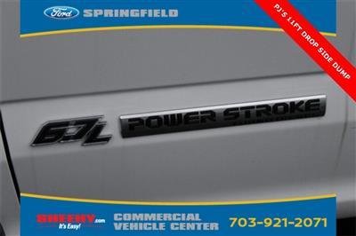 2019 F-450 Regular Cab DRW 4x4,  Rugby Eliminator LP Steel Dump Body #GA05897 - photo 12