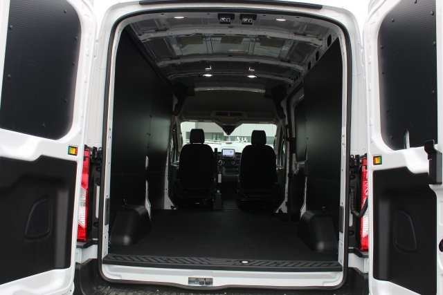 2020 Transit 250 Med Roof RWD, Empty Cargo Van #GA06451 - photo 1