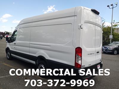 2021 Ford Transit 250 High Roof 4x2, Empty Cargo Van #GA07039 - photo 4