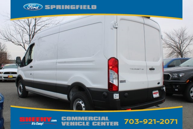 2020 Transit 150 Med Roof RWD, Empty Cargo Van #GA08798 - photo 3