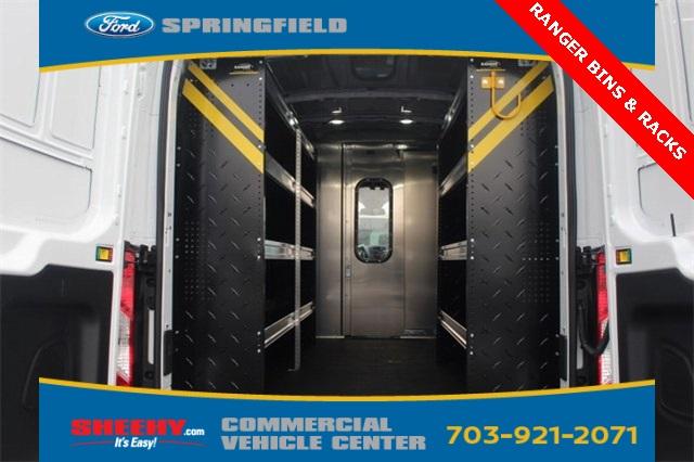 2019 Transit 250 Med Roof 4x2,  Ranger Design Upfitted Cargo Van #GA08802 - photo 1