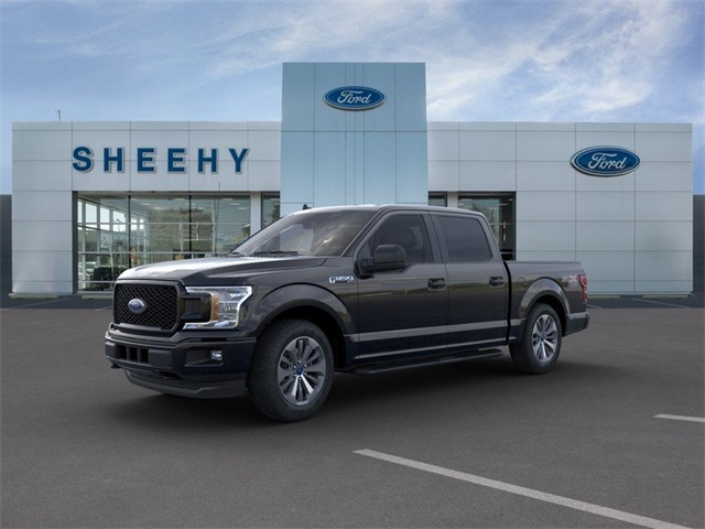 2020 F-150 SuperCrew Cab 4x4, Pickup #GA08917 - photo 3