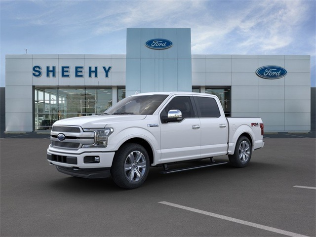 2020 F-150 SuperCrew Cab 4x4, Pickup #GA08922 - photo 3