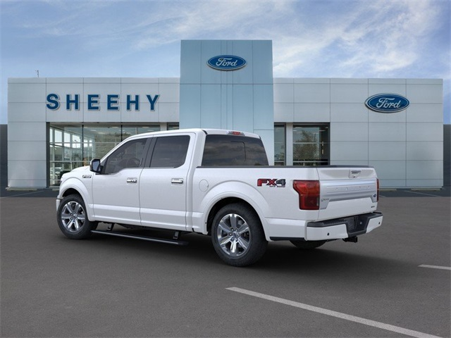 2020 F-150 SuperCrew Cab 4x4, Pickup #GA08922 - photo 4