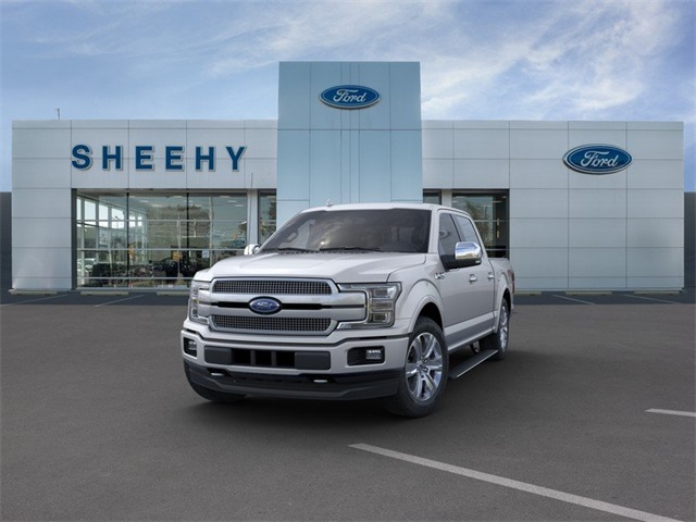 2020 F-150 SuperCrew Cab 4x4, Pickup #GA08923 - photo 1