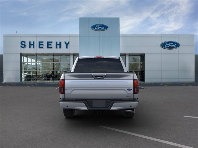 2020 F-150 SuperCrew Cab 4x4, Pickup #GA08923 - photo 5