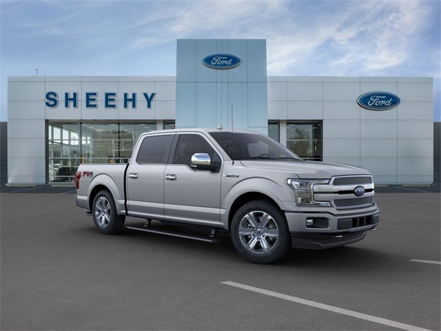 2020 F-150 SuperCrew Cab 4x4, Pickup #GA08923 - photo 7