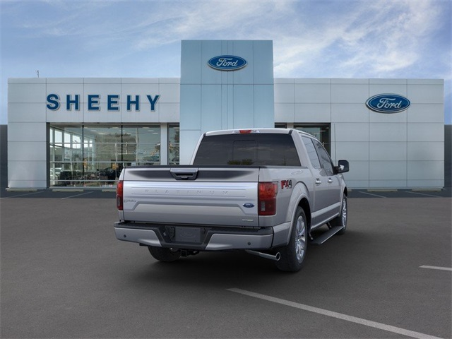 2020 F-150 SuperCrew Cab 4x4, Pickup #GA08923 - photo 8