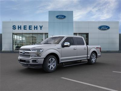2020 F-150 SuperCrew Cab 4x4, Pickup #GA08923 - photo 4