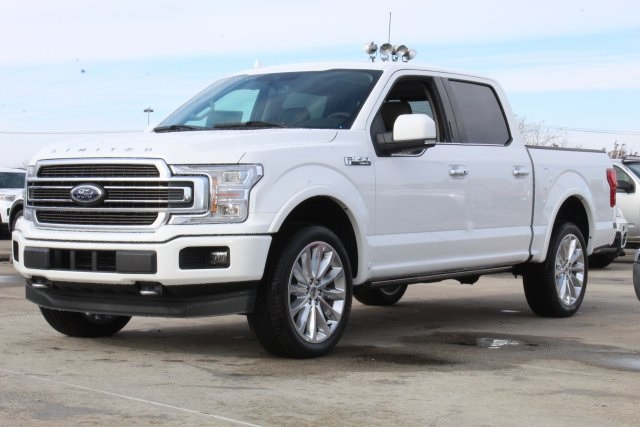 2020 F-150 SuperCrew Cab 4x4, Pickup #GA08924 - photo 1