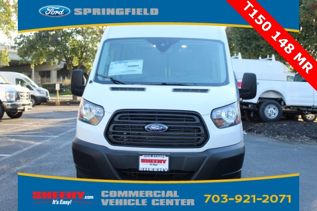 2019 Transit 150 Medium Roof 4x2,  Empty Cargo Van #GA10789 - photo 4