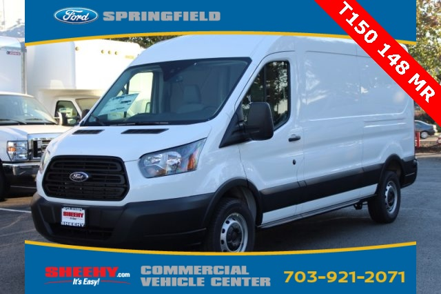 2019 Transit 150 Medium Roof 4x2,  Empty Cargo Van #GA10789 - photo 1