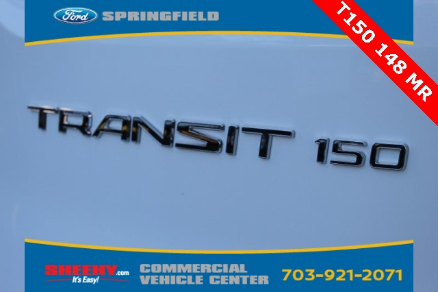 2019 Transit 150 Medium Roof 4x2,  Empty Cargo Van #GA10789 - photo 7
