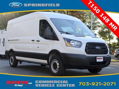 2019 Transit 150 Medium Roof 4x2,  Empty Cargo Van #GA10789 - photo 3