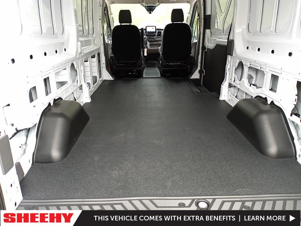 2021 Ford Transit 150 Medium Roof 4x2, Empty Cargo Van #GA11124 - photo 1