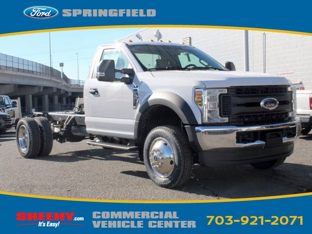 2019 F-550 Regular Cab DRW 4x4,  Cab Chassis #GA12202 - photo 1
