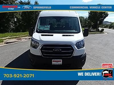 2020 Ford Transit 250 Med Roof 4x2, Crew Van #GA12981 - photo 6