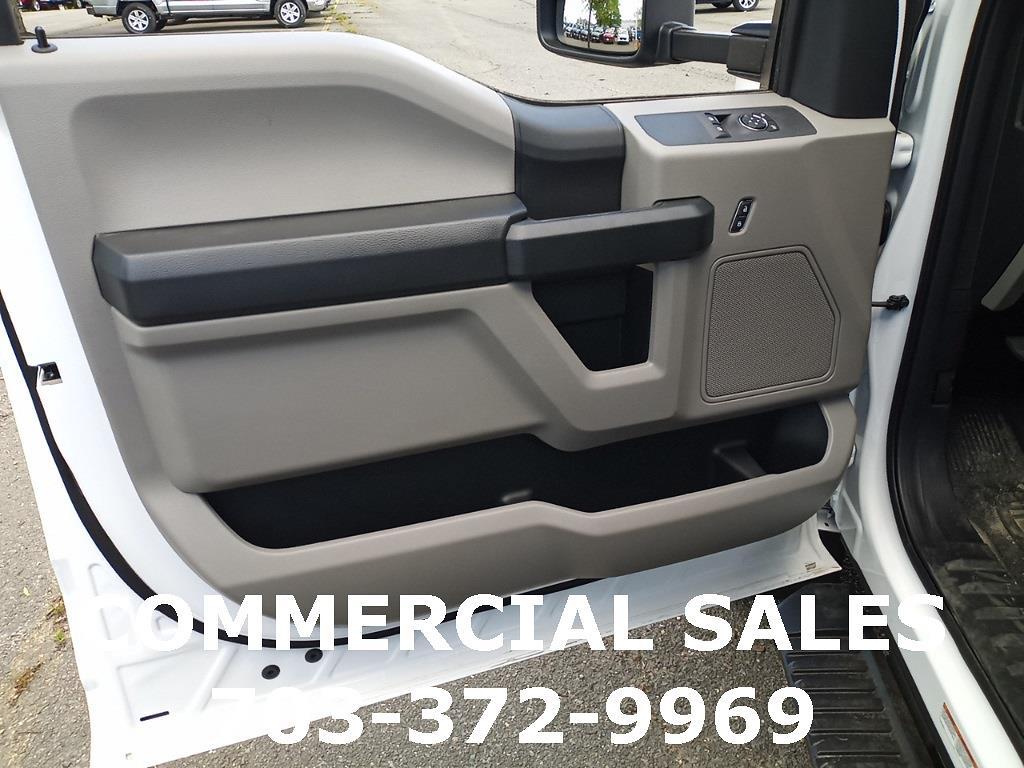 2020 Ford F-550 Regular Cab DRW 4x4, Rugby Eliminator LP Steel Dump Body #GA13961 - photo 17