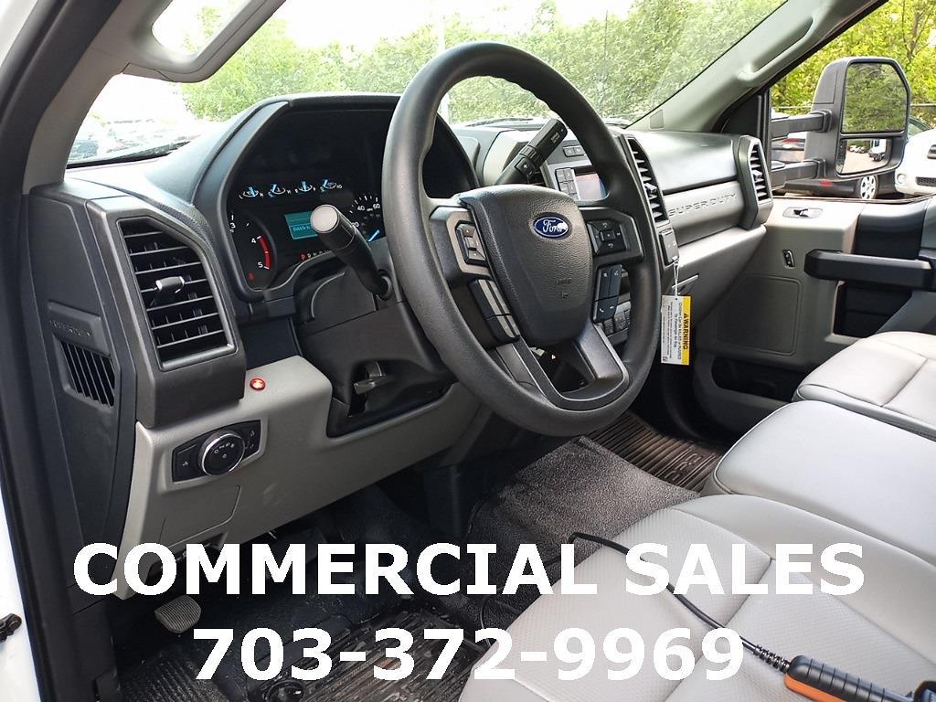 2020 Ford F-550 Regular Cab DRW 4x4, Rugby Eliminator LP Steel Dump Body #GA13961 - photo 21