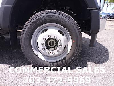 2020 Ford F-550 Regular Cab DRW 4x4, Rugby Eliminator LP Steel Dump Body #GA13961 - photo 10