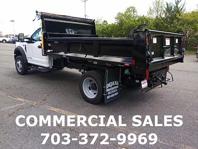2020 Ford F-550 Regular Cab DRW 4x4, Rugby Eliminator LP Steel Dump Body #GA13961 - photo 3