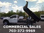 2020 Ford F-550 Regular Cab DRW 4x4, Rugby Eliminator LP Steel Dump Body #GA13961 - photo 22