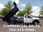 2020 Ford F-550 Regular Cab DRW 4x4, Rugby Eliminator LP Steel Dump Body #GA13961 - photo 23