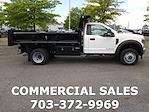 2020 Ford F-550 Regular Cab DRW 4x4, Rugby Eliminator LP Steel Dump Body #GA13961 - photo 7