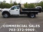 2020 Ford F-550 Regular Cab DRW 4x4, Rugby Eliminator LP Steel Dump Body #GA13961 - photo 8