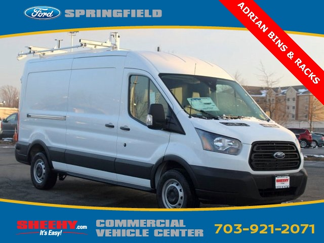 2019 Transit 250 Med Roof 4x2,  Empty Cargo Van #GA14274 - photo 3
