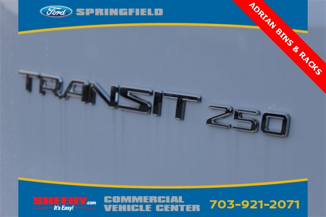 2019 Transit 250 Med Roof 4x2,  Empty Cargo Van #GA14274 - photo 8