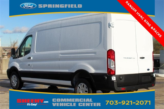 2019 Transit 250 Med Roof 4x2,  Empty Cargo Van #GA14275 - photo 5