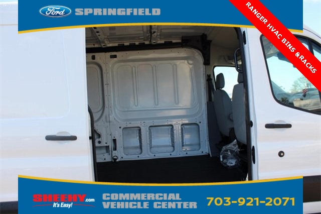 2019 Transit 250 Med Roof 4x2,  Empty Cargo Van #GA14275 - photo 10
