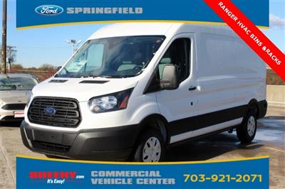 2019 Transit 250 Med Roof 4x2,  Empty Cargo Van #GA14275 - photo 1