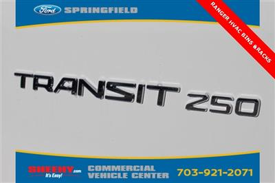 2019 Transit 250 Med Roof 4x2,  Empty Cargo Van #GA14275 - photo 7