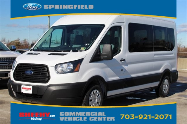2019 Transit 350 Medium Roof 4x2,  Passenger Wagon #GA14276 - photo 3