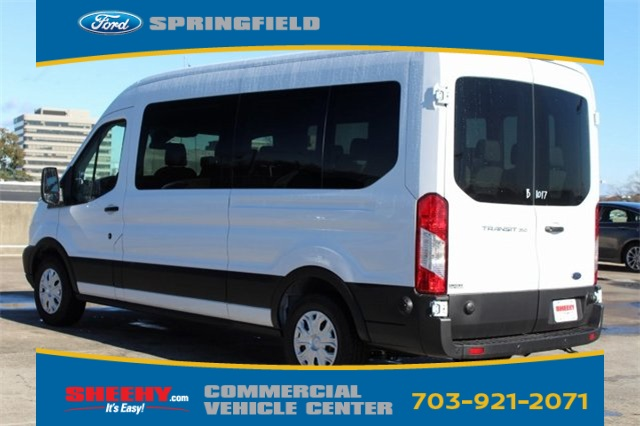 2019 Transit 350 Medium Roof 4x2,  Passenger Wagon #GA14276 - photo 4
