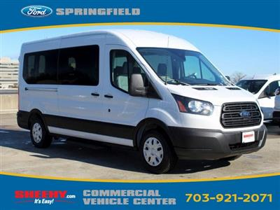 2019 Transit 350 Medium Roof 4x2,  Passenger Wagon #GA14276 - photo 1