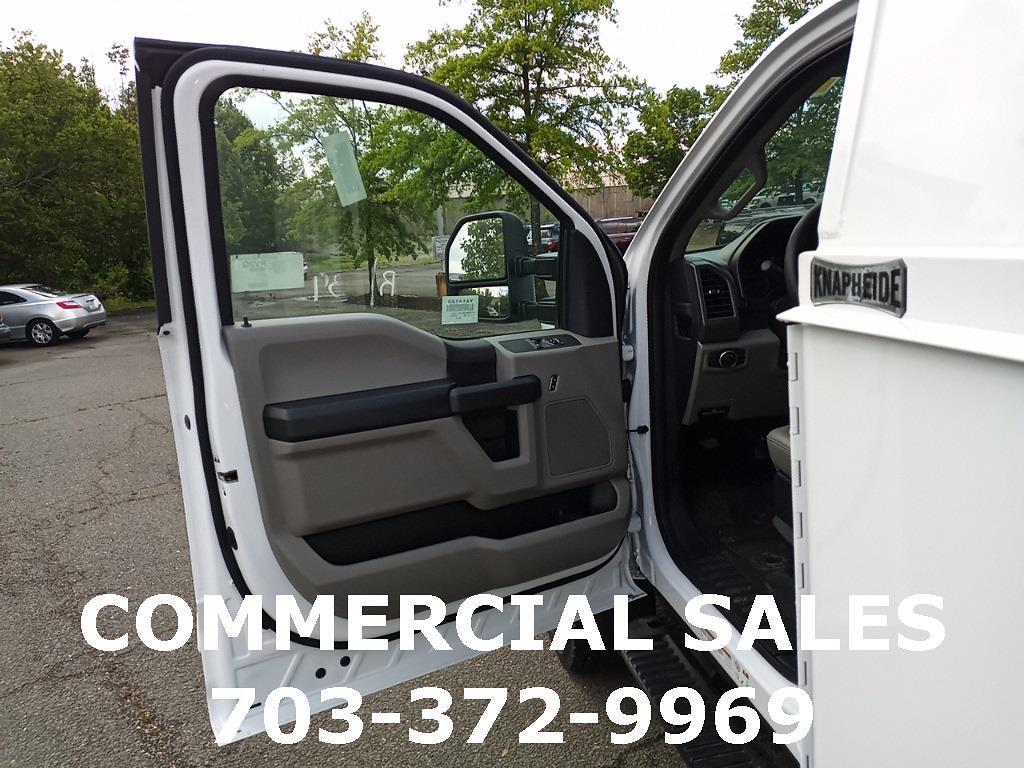 2020 Ford F-600 Regular Cab DRW 4x4, Knapheide KUVcc Service Body #GA14753 - photo 9