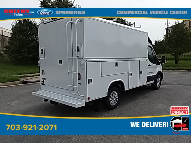 2020 Ford Transit 350 RWD, Reading Service Utility Van #GA17402 - photo 1